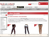 Collant fantaisie
