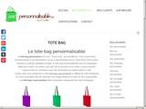 Tote bag personnalisable, pourquoi pas pour votre entreprise ?
